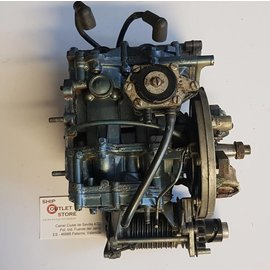 Engine block 2 cylinder Evinrude Johnson 311239