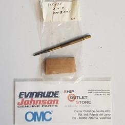Naaldafsluiter Evinrude Johnson OMC317176