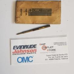 Válvula de aguja Evinrude Johnson OMC