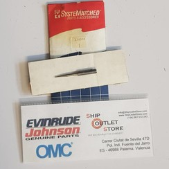Naaldafsluiter Evinrude Johnson OMC 338308