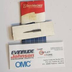 Válvula de aguja Evinrude Johnson OMC 338308
