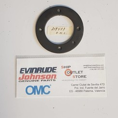 Borgplaat Evinrude Johnson OMC 313453