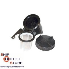 Sea water strainer Volvo Penta 21880386