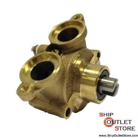 sea water pump volvo penta 855578