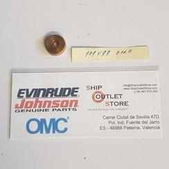 Tilt worm bushing Evinrude Johnson OMC 909499