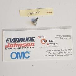 Tornillo Evinrude Johnson OMC 330196