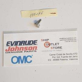 Screw Evinrude Johnson OMC 330196