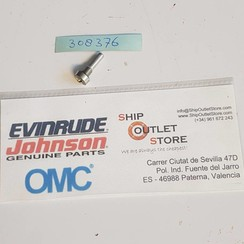 Pivot pin with O-ring Evinrude Johnson OMC 308376