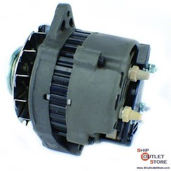 Alternator 12V 55A  Mando Volvo Penta 3860769 - 3854809