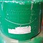 Cilindro de gas de acero para gas de refrigeración con doble grifo