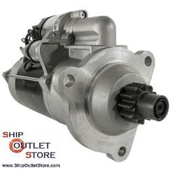 Starter motor 24V  6 Kw Volvo Penta 21103718 - 874385
