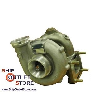 Turbocharger Volvo Penta  846037