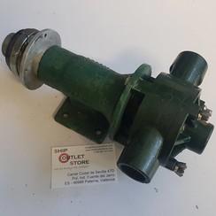 Waterpomp Jabsco met Simplatroll koppeling