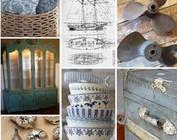 Nautische Decoratie en Vintage