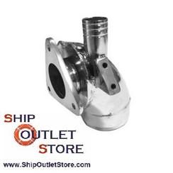 Exhaust elbow Inox Yanmar 119181-13500