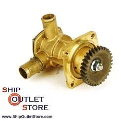 Sea water pump 3JH - 4JH Yanmar 129271-42502