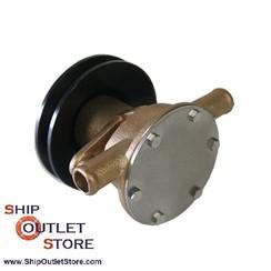 Bomba agua de motor Yanmar 128397-42500