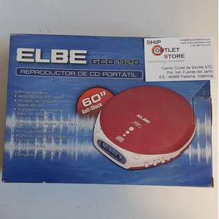 Draagbare CD speler Elbe GCD-920
