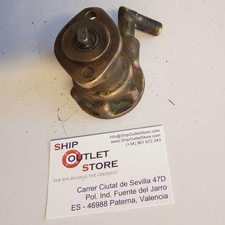 Water pump bronze  (no details)