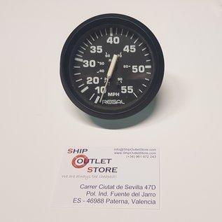 Snelheidsmeter 0 - 55 mph. Regal SE9481B