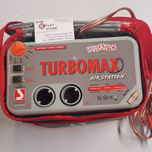 Bravo Bravo Turbo Max air pump 12V Electric inflator
