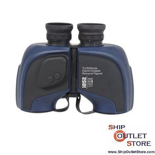 GoldenShip Autofocus binocular 7 x 50mm Admiral 1852 with digital compass
