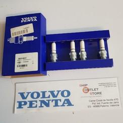 3851857 Volvo Penta Bujías de encendido