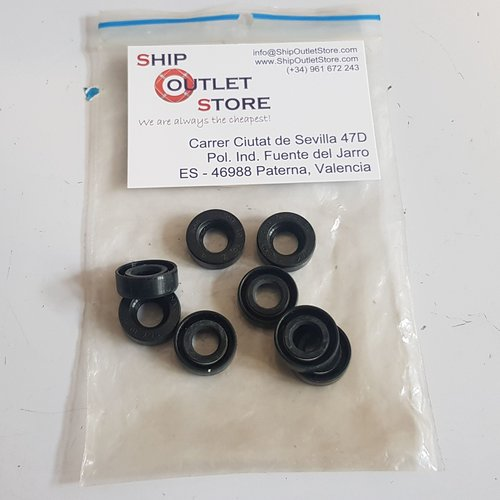Shaft seal RM27 for toilet RM69