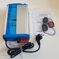 Battery charger automatic 3x exit -12V -25A Trident TTB