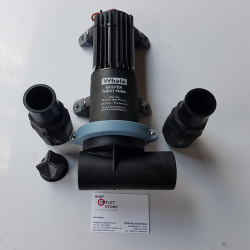 Whale Toilet- grey water pump Whale Gulper Marine 24V