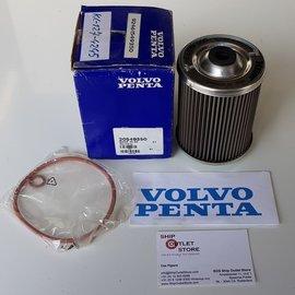 Volvo Penta Elemento filtrante de combustible Volvo Penta 21408351