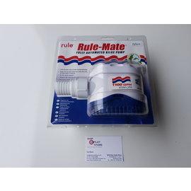 Rule Mate Rule Mate 4164 LPH Bomba de achique automática 24V