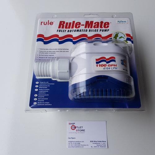 Rule Mate Rule Mate 4164 LPH Automatische bilgepomp  24V