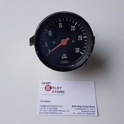 VDO Tacómetro 3000 rpm