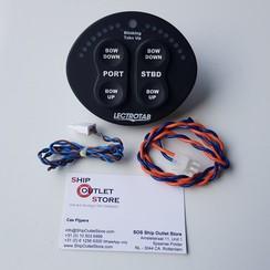 Trim Tab control panel 12V -24V Lectrotab SETR-61