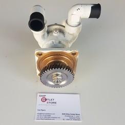 Bronze Wasserpumpe für Caterpillar Jabsco 60374-8000