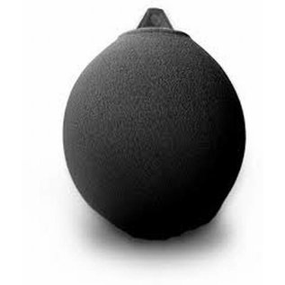 Boat Fender Company Fender Cover round A3 Black BFC