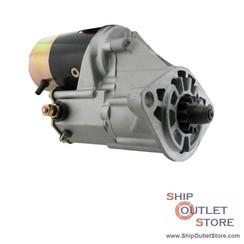 Startmotor 12V Yanmar 119773-77010