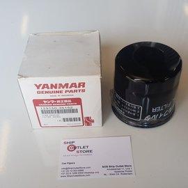 Yanmar Filtro de aceite D80X80L Yanmar 129150-35152