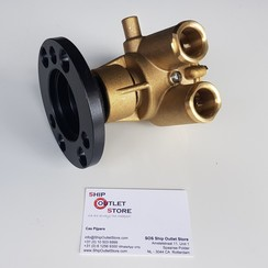 Sea water pump Volvo Penta 3860703
