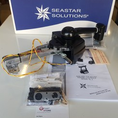 Mando solo motor consola SL-3 de Teleflex Morse