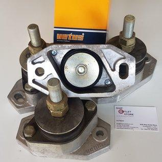 Vetus Engine mount set of 4 pieces of Vetus LM M260