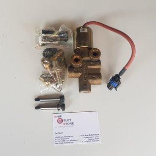 ETR Run-Stop Electric 4-way fuel valve 12V ETR G4