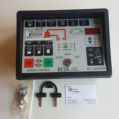 Panel de control de motor  y bomba 12-24V Bernini BE26