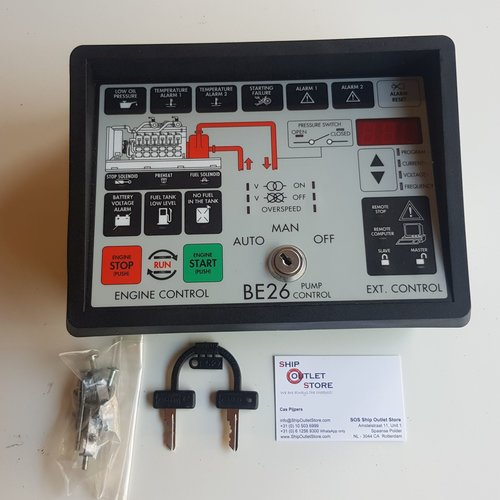 Bernini Engine - pump control panel 12-24V Bernini BE26