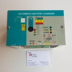 Battery charger built-in model 230V - 12V - 6A