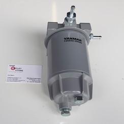 Caja del filtro 4BY / 6BY con filtro de combustible Yanmar 120650-55020