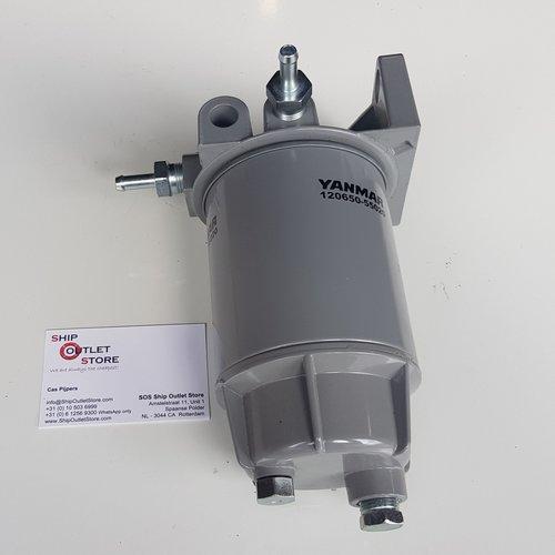 Yanmar Filterhuis 4BY/6BY met brandstoffilter Yanmar 120650-55020
