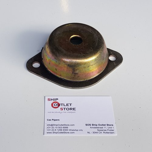 Gottardi Trillingsdemper - motorsteun Gottardi AT003-1
