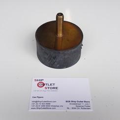 Amortiguador de vibraciones tipo cilindro - soporte de motor Gottardi MF-7540